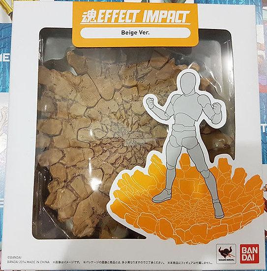 Impact Beige version Bandai Tamashii Effect