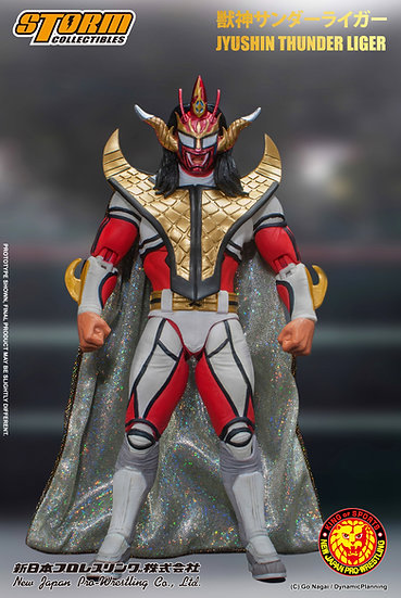 "Jyushin Thunder Liger ""New Japan Pro-Wrestling"", Storm Collectibles"