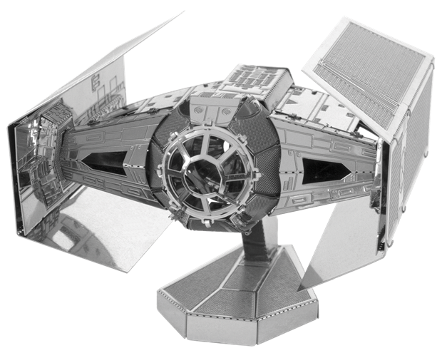 Star Wars - Darth Vader's TIE Fighter by Metal Earth