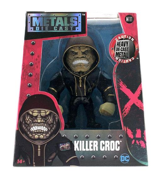 Killer Croc De Metal 13 Cm Jada Toys