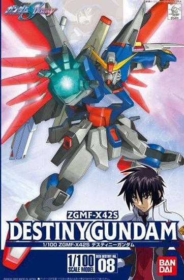 "#8 Destiny Gundam ""Gundam SEED Destiny"", Bandai 1/100 SEED Destiny"