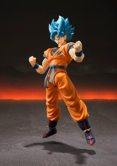 "Super Saiyan Goku God ""Dragon Ball Super"", SH Figuarts Bandai"