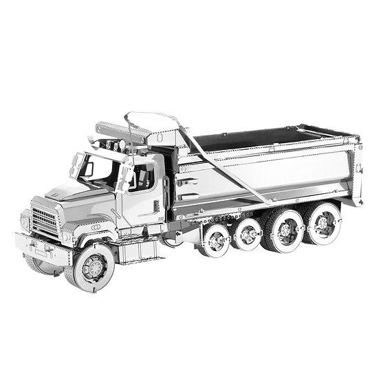 Freightliner - Dump Truck by Metal Earth