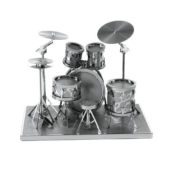 Music - Drum Set by Metal Earth