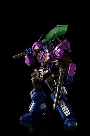 "Shattered Glass Optimus Prime (Attack Mode) ""Transformers"", Flame Toys"