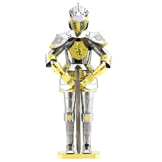 Armor Series - European Knight - NEW by Metal Earth