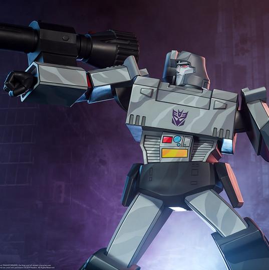 Megatron G1 PCS Collectibles