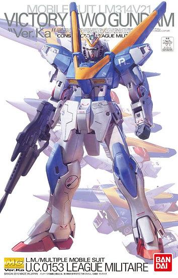 Gundam V2 1/100 Bandai MG Victory ver. ka