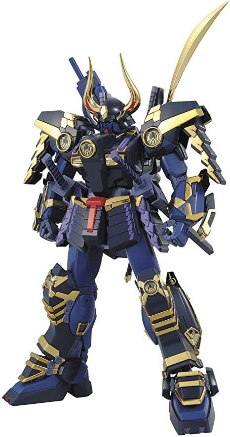 Musha Gundam MK-II Bandai MG 1/100
