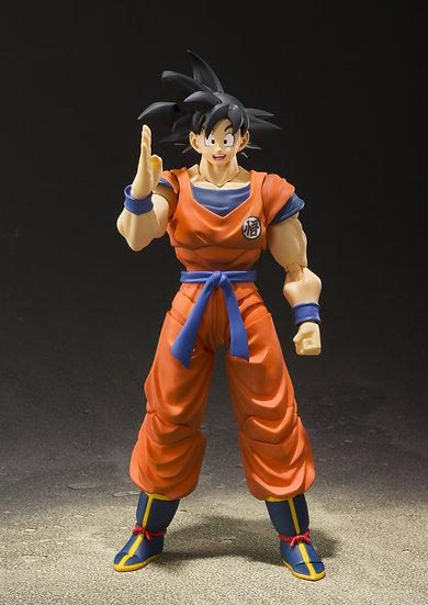 Goku 2.0 SH Figuarts Dragon Ball Z Bandai