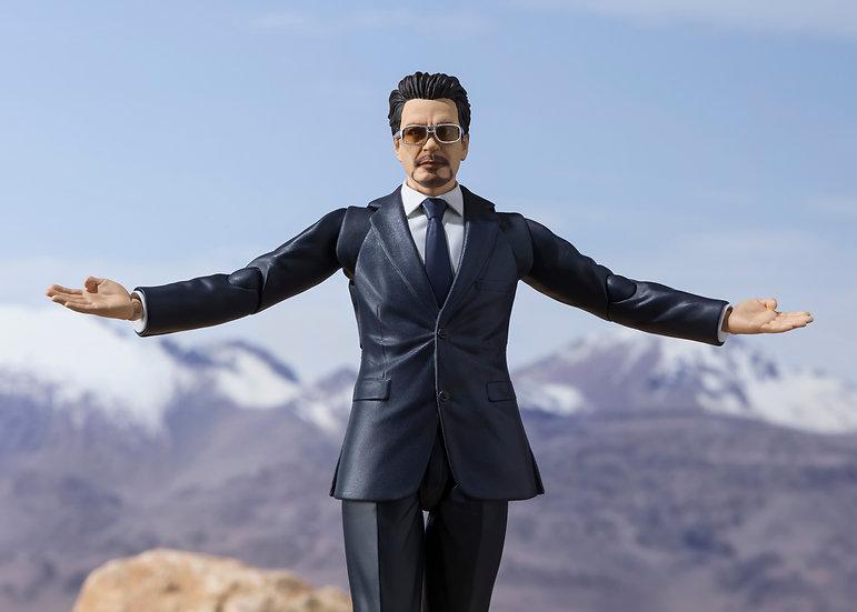 Tony Stark Birth of Iron Man ver SH Figuarts Bandai