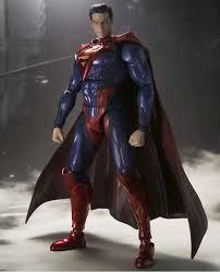 Superman Injustice Sh Figuarts