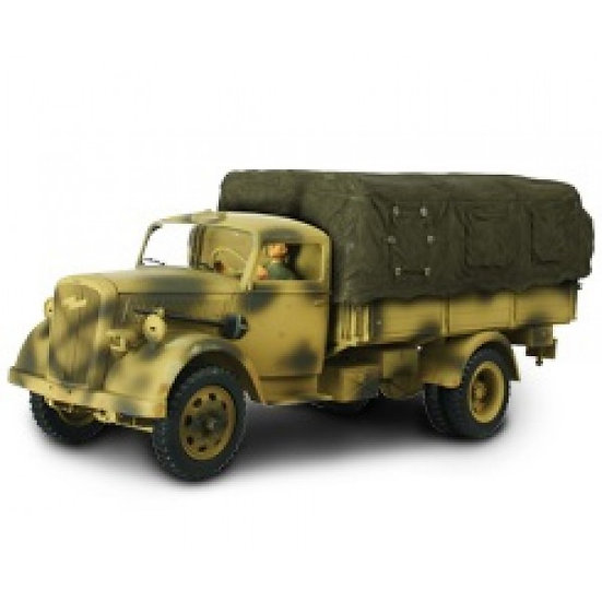 German Cargo Diecast 1/32 Forces Of Valor