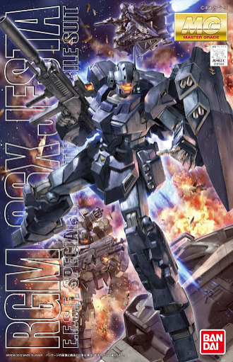 "Jesta ""Gundam UC"", Bandai MG Pre Orden"