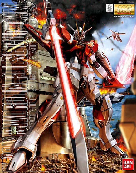"""Sword Impulse Gundam """"Gundam SEED Destiny"""", Bandai MG"""
