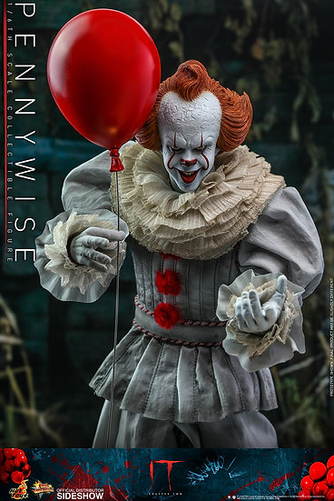 Pennywise IT: Chapter Two 1/6 Hot Toys