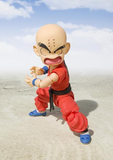"Kid Krillin SH Figuarts ""Dragon Ball"" Bandai"