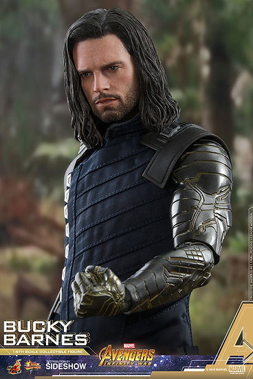 Bucky Barnes by Hot Toys Avengers: Infinity War