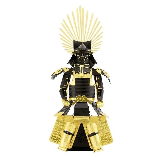 Armor Series - Japanese (Toyotomi) - NEW by Metal Earth