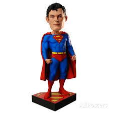 Superman Head Knocker 25 Cm Neca