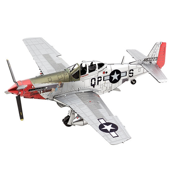 P-51D MUSTANG SWEET ARLENEP-51D MUSTANG SWEET ARLENE by Metal Earth - MMS180
