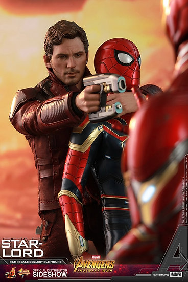Star Lord  Avengers Infinity Warby Hot Toys 1/6
