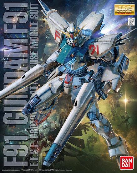 Gundam F91 (Ver 2.0) Bandai MG 1/100