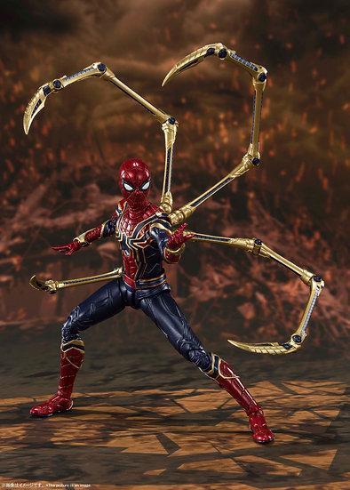 Iron Spider Avengers: Endgame SH Figuarts Bandai