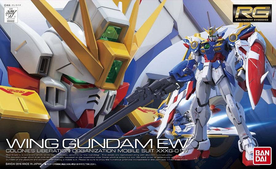 "#20 Wing Gundam (EW), ""Gundam Wing: Endless Waltz"", Bandai RG"