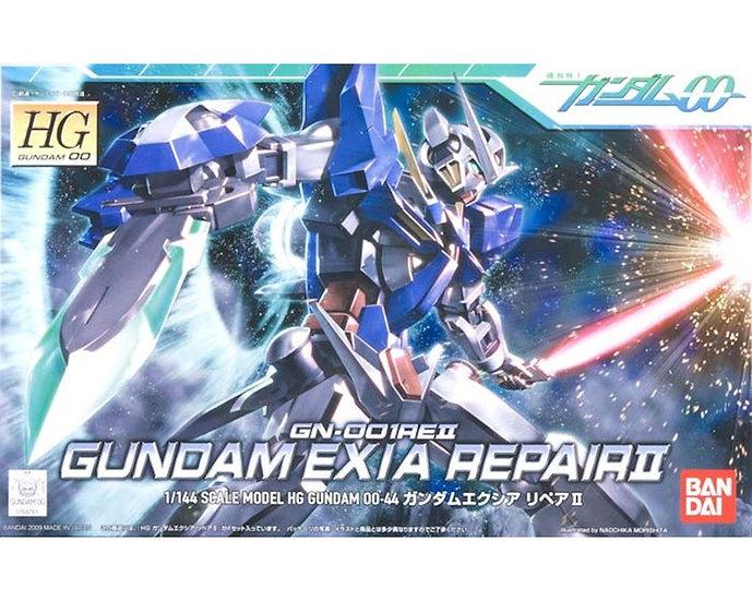 #44 Gundam Exia Repair II 1/144 HG Bandai