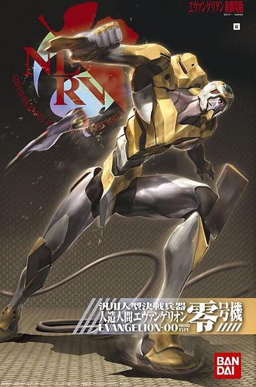 Eva-00 Prototype Rebuid of Evangelion Bandai HG