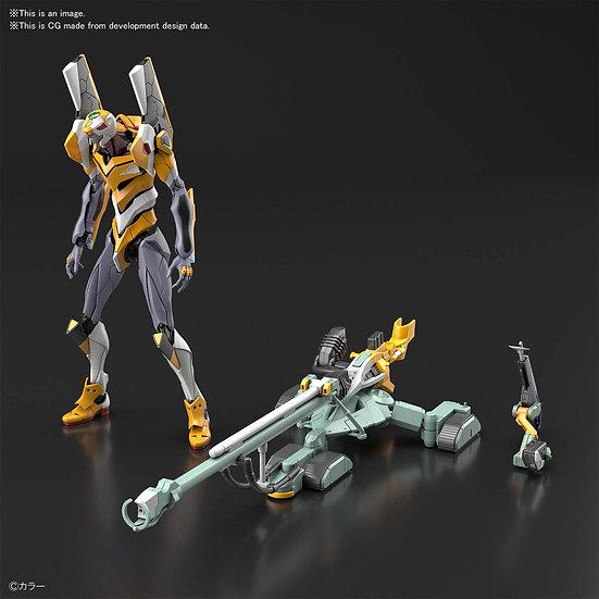 Evangelion Unit-00 DX Positron Cannon Set Bandai Spirits RG 1/144