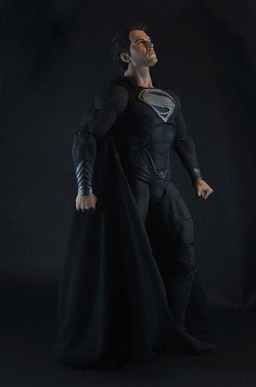 Superman Man Of Steel Black 45 Cm 1/4 Neca