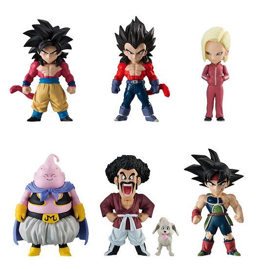 "Dragon Ball Adverge 7 ""Dragon Ball Super"" Bandai"