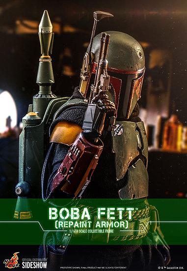 Boba Fett (Repaint Armor) The Mandalorian by Hot Toys - Pre Orden
