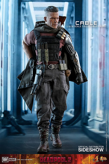 Cable Deadpool 2 by Hot Toys