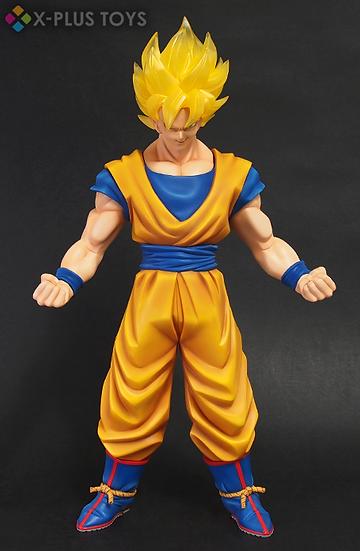 Gigantic Series Super Saiyan Goku X PLUS