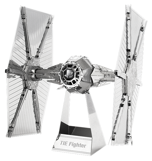 Star Wars Imperial TIE Fighter by Metal Earth -