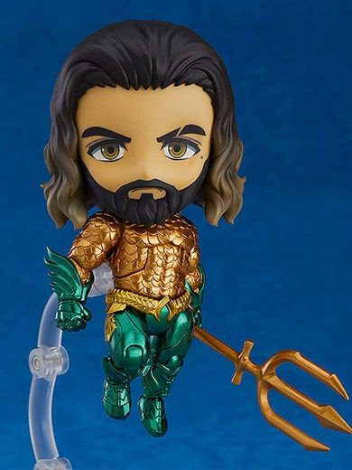 Nendoroid Aquaman: Hero's Edition by GoodSmile