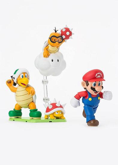 Super Mario Bros Diorama Playset E Sh Figuarts