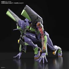 RG EVANGELION UNIT-01 Bandai