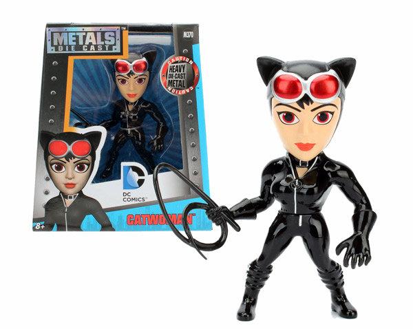 Catwoman Jada toys, 100% metal 13 cm