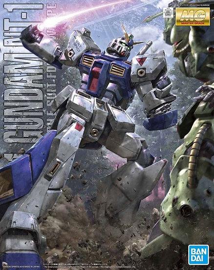 "Gundam NT-1 (Ver 2.0) ""Gundam 0080"", Bandai MG 1/100"