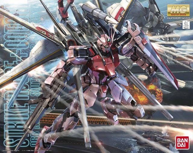 Strike Rouge Ootori Ver. RM, Bandai Master Grade 1/100
