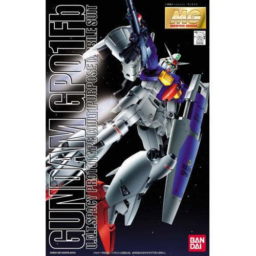 "RX-78GP01Fb Gundam GP01FB ""Gundam 0083"", Bandai MG"