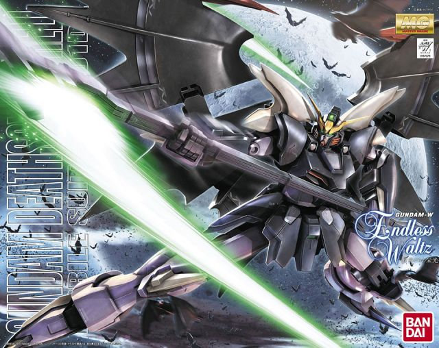 Gundam Deathscythe Hell EW Version Bandai MG 1/100 Pre Orden
