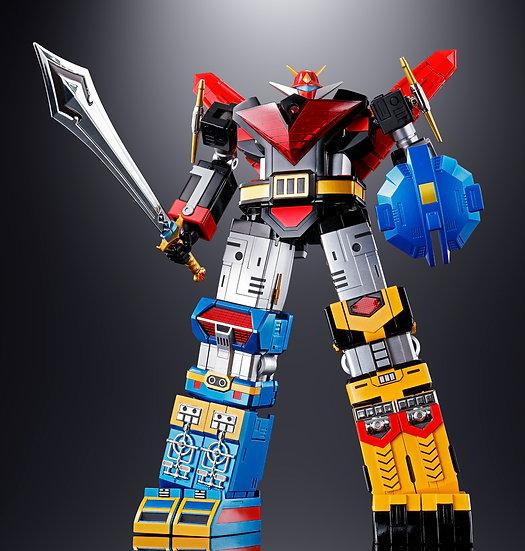 GX 60R God Sigma Renewal Ver Space Emperor God Sigma Bandai Soul Of Chogokin