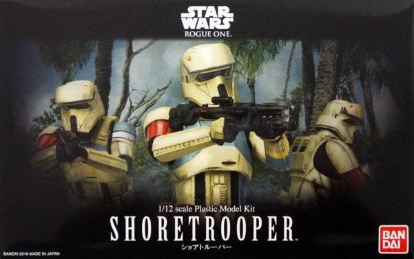 Shoretrooper Star Wars Bandai 1/12 Model Kit