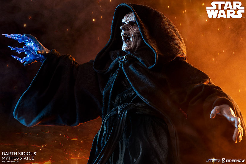 Darth Sidious™ Mythos Sideshow Collectibles