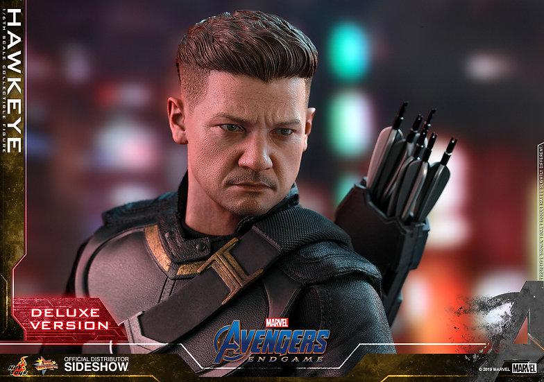 Hawkeye Avengers: Endgame Deluxe  Version1/6 Hot Toys
